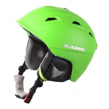 Шлем BLIZZARD Demon Neon Green matt 56-59