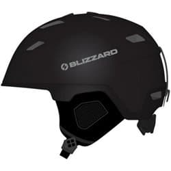 Шлем BLIZZARD® Double Black matt 60-62