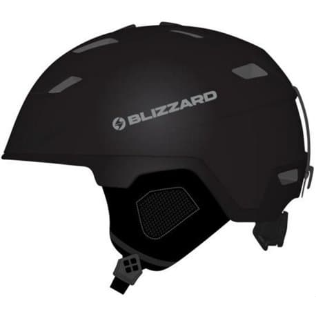 Шлем BLIZZARD Double Black matt 60-62