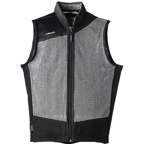 Защита спины HEAD THORAC VEST L Black