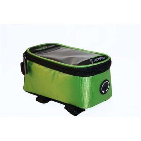 Сумка на раму FB07-2M 190*90*95мм. зелен.
