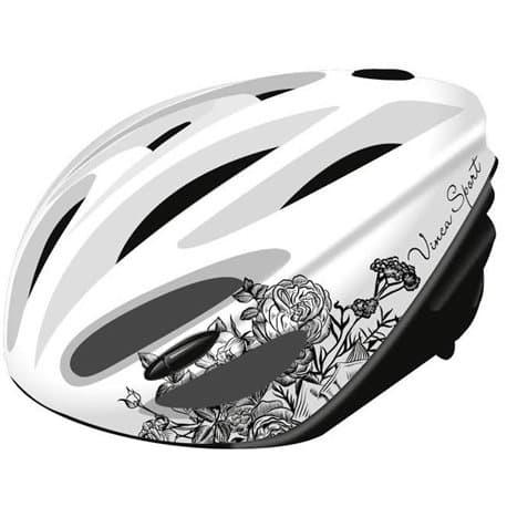 Шлем вело VINCA VSH 13 Flora размер: M 56-59