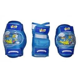 Комплект защиты VINCA детский VP32 Blue S