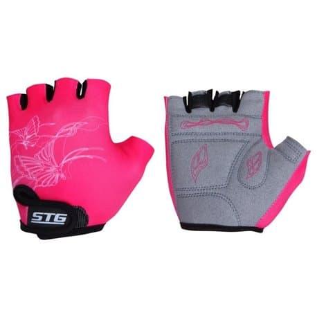 Перчатки STG детские розовые XS X-61898-XC