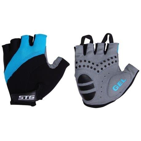 Перчатки STG (кожа, лайкра) M X61884-M