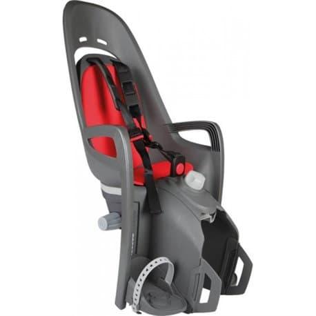 Кресло детское HAMAX Zenith Relax серый/красный