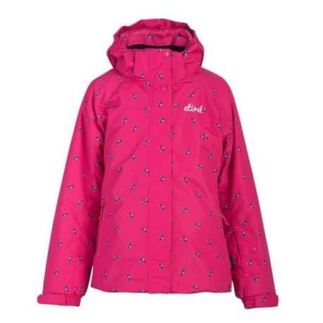 Куртка Etirel Rosie Multicolor/Pink Р:152