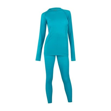 Термобелье женское McKINLEY Yael/Yana (комплект) Turquoise Р:44