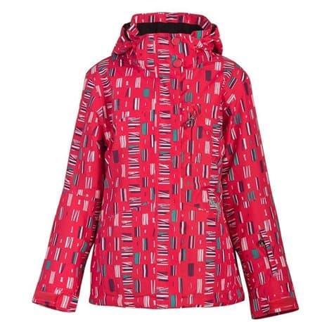Куртка FIREFLY Reeta Multicolor Pink/White P:164