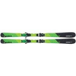 Лыжи ELAN 17-18 EXPLORE 10Ti 168 + креп. EL 10