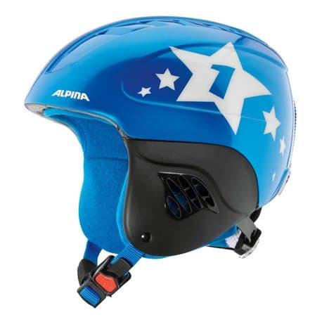 Шлем ALPINA Carat Blue-star 51-55
