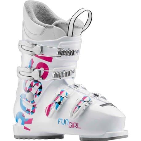 Ботинки ROSSIGNOL FUN GIRL J4 White 25,5