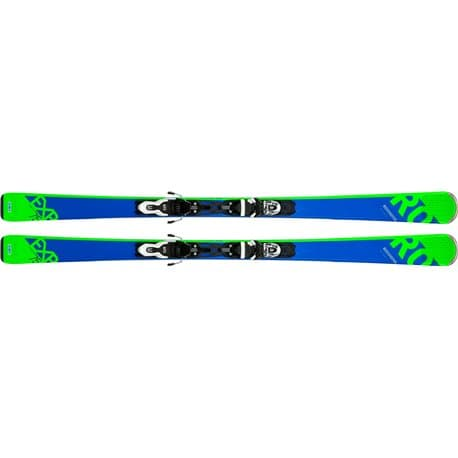 Лыжи ROSSIGNOL EXPERIENCE 75 Ca BL/WH 152 + XPR 10