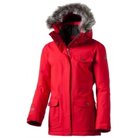 Куртка McKinley Gil Red 260 Р:152