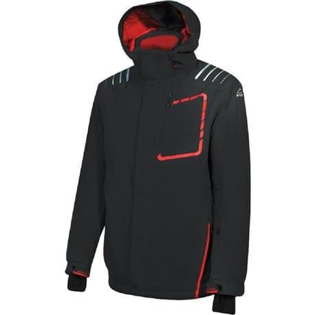 Куртка мужская McKINLEY Sebastian 250771 BlackRed P:46
