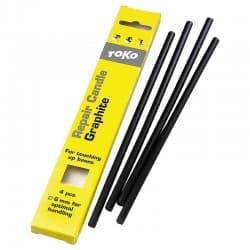 Ремонтная свеча TOKO 6mm черная (1 шт.)