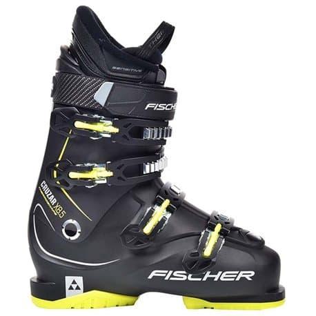 Ботинки FISCHER® CRUZAR X 8.5 TMS BL/BL/BL/YEL 27.5