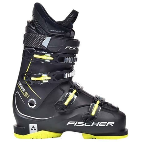 Ботинки FISCHER® CRUZAR X 8.5 TMS BL/BL/BL/YEL 28.0