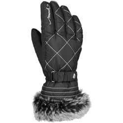 Перчатки REUSCH WS Marle Black/Silver P:7