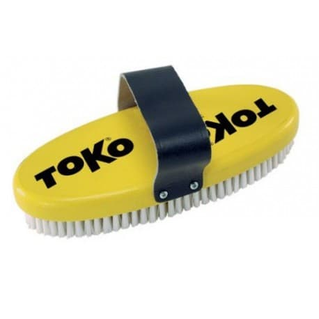 Щетка TOKO HORSEHAIR конский волос 10 mm