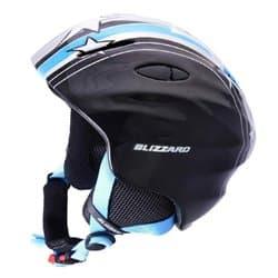 Шлем BLIZZARD® Magnum Blue star shiny 52-56