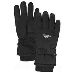 Перчатки TRESPASS Gohan Black Р:XS