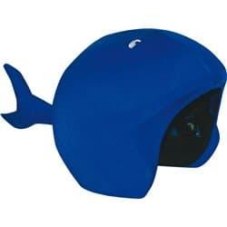 Нашлемник COOLCASC 016 Whale синий/рыбка