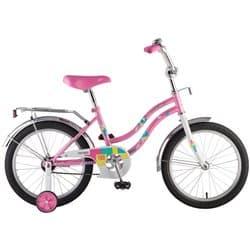 """Велосипед 14"""" NOVATRACK TETRIS Розовый"""