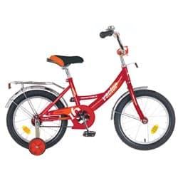 """Велосипед 16"""" NOVATRACK VECTOR Красный"""