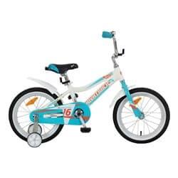 """Велосипед 18"""" NOVATRACK NOVARA Белый"""