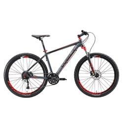 "Велосипед 29"" WELT Rockfall 2.0 20"" matt grey/red 2018"