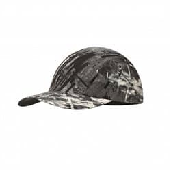 Кепка BUFF® PACK RUN CAP R-CITY JUNGLE GREY