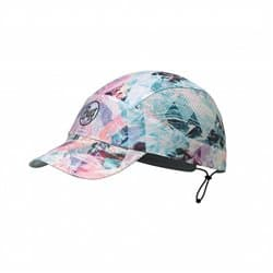 Кепка BUFF® PACK RUN CAP R-IRISED AQUA