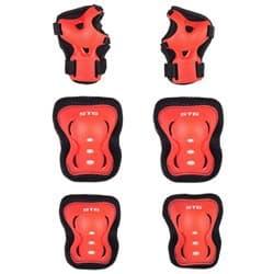 Комплект защиты STG YX-0317 (комплект) Красный S Х83226