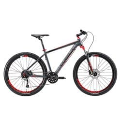 "Велосипед 29"" WELT Rockfall 2.0 18"" matt grey/red 2018"