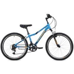 "Велосипед 24"" STINGER BOXXER 14"", 12 скоростей, Синий"