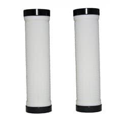Грипсы H-G 119 white/black 129мм
