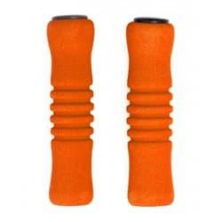 Грипсы H-G 22 orange 125мм.