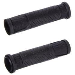 Грипсы STG HL-G305 135 мм, черные Х82237
