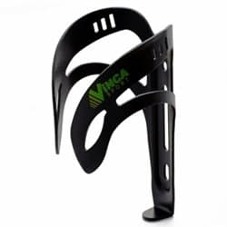 Флягодержатель HC 12 black алюминиевый