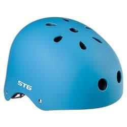 Шлем велосипедный STG MTV12 Синий Р:S(53-55) Х89046