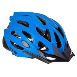 Шлем велосипедный STG MV29-A Синий Р:M(55-58) Х89040
