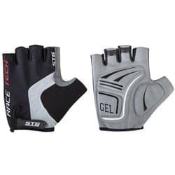 Перчатки вело STG AI-03-176 черн/сер. L Х81535-Л