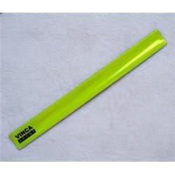 Браслет светоотражающий 38*400мм желтый RA 132-1