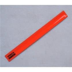 Браслет светоотражающий 38*400мм оранж. RA 132-4
