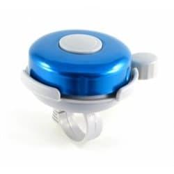 Звонок вело YL 02 blue (синий металлик)
