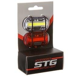 Фонари STG JY-6068 (белый и красный) Х81487-1