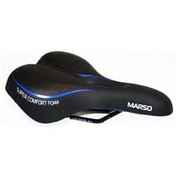 Седло VINCA VS 01 Marso Blue 258*190mm