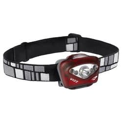 Фонарь Princeton Tec Vizz Red VIZZ205-RD (150ч, 165Лм, LED, AAA)
