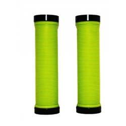 Грипсы H-G 119 green/black 129мм